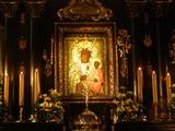 2. Obraz Černé Panny Marie