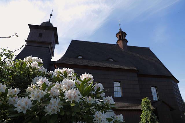 Kostel (Foto: H. Chlupatá)